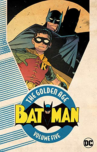 Batman: The Golden Age Vol. 5 ()