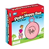 Toysmith 18In Pinky Hoppy Ball with Pump Ride On