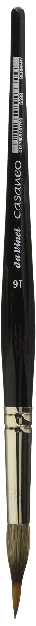 da Vinci Watercolor 5599-16 Casaneo Watercolor Brush Black by da Vinci Watercolor (Image #1)
