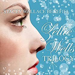 The Zellie Wells Trilogy: 'Glimpse', 'Glimmer', 'Glow'
