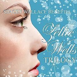 The Zellie Wells Trilogy: 'Glimpse', 'Glimmer', 'Glow'