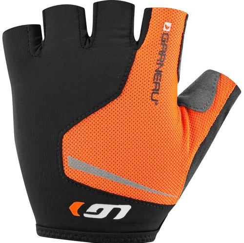Louis Garneau Flare Glove Orange Fluo Small