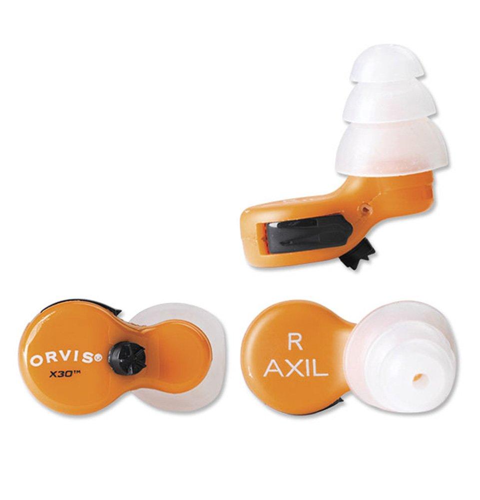 Orvis Digital Hearing Protection, Orange