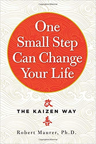 amazon one small step can change your life the kaizen way