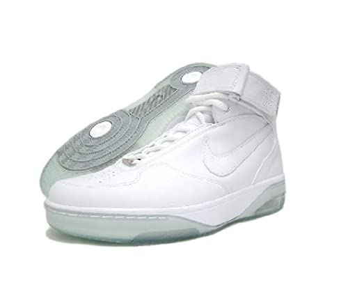 pretty nice d7b91 1c36f Nike Air Force 25 Supreme White 315016-111 US Size 9  Amazon.ca  Shoes    Handbags