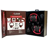 UCLEAR Digital Off-Road Adventure Bluetooth Headset Audio System - Dual Kit