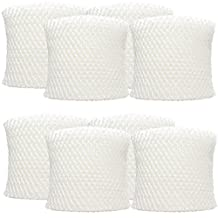 8-Pack Replacement Bionaire BWF-64 Humidifier Filter - Compatible Bionaire BWF-64 Air Filter