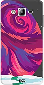 DailyObjects Planet Swirl Case For Samsung Galaxy On5