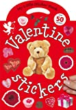 My Little Sticker Book Valentine, Roger Priddy, 0312505639