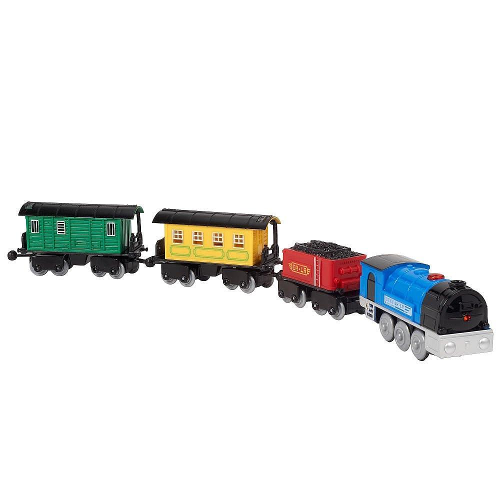 Amazon.com: Imaginarium Remote Control Train Set: Toys & Games