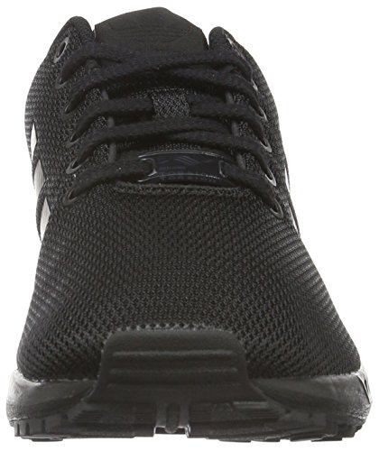 core Baskets dark Black Adulte Flux Black Mixte Grey Zx Noir Adidas 0 Basses core 6Rqgg0