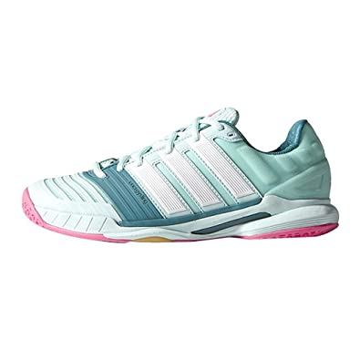the latest 20f16 ed2ff adidas Womens (V23527 Stabil 11 Schuh Sport in Bad, Pink - Rose - Größe