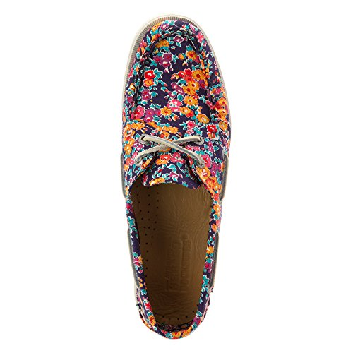 Tatum Dockside Liberty Loafer Penny Fabric Art Women's Sebago wBaIq