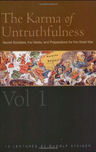 Read Online The Karma of Untruthfulness pdf