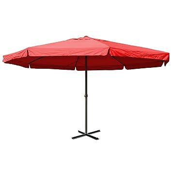 Aluminium Parasol Gastronomy Market Umbrella Garden Umbrella