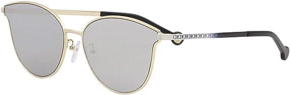 Carolina Herrera Gafas de Sol Mujer SHE10459300X (Diametro 59 mm), 300x (300x), 59 Unisex-Adult: Amazon.es: Ropa y accesorios