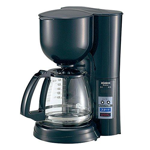 ZOJIRUSHI coffee maker coffee experts [Cup approx. 2 ~ 10-Cup: EN-ZE100-BA