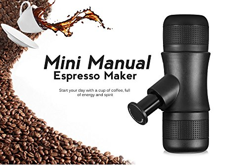 Office Coffee Maker Instructions : Travel Coffee Maker ,Portable Coffee Maker,Mini Manual Espresso Machine ,Manual Pressure Coffee ...