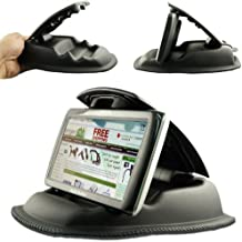 ChargerCity Hippo Series NonSlip Dashboard Beanbag Friction Mount for Garmin Nuvi, TomTom, Via GO and other 4-...