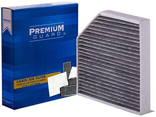 PG Cabin Air Filter PC4439 | Fits 2012-18 Audi A6, A6 Quattro, A7 Quattro, 2013-19 A8 Quattro, 2014-18 RS7, 2013-18 S6, S7, S8