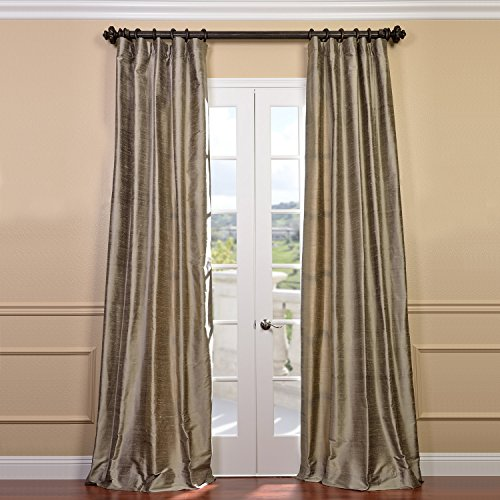 Amazon Kitchen Curtains Discount Store: Dupioni Silk Drapes: Amazon.com