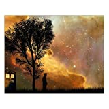 doctor who painting - Scottshop Custom Doctor Who Tardis The Doctor Gallery Wrapped Canvas Print 14