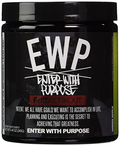 Run Everything Labs Purpose Pre Workout product image