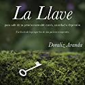 La Llave para salir de tu prisión mental de estrés, ansiedad o depresión [The Key to Exit Your Mental Prison of Stress, Anxiety or Depression] Audiobook by Doraliz Aranda Narrated by Doraliz Aranda