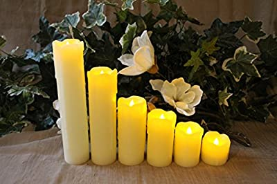 Slim Flameless Candles by LED Lytes