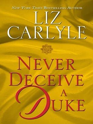 book cover of Never Deceive a Duke