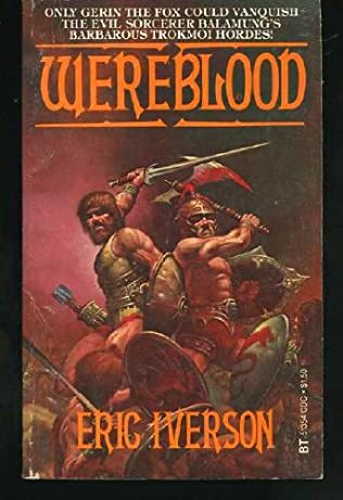 book cover of Were Blood
