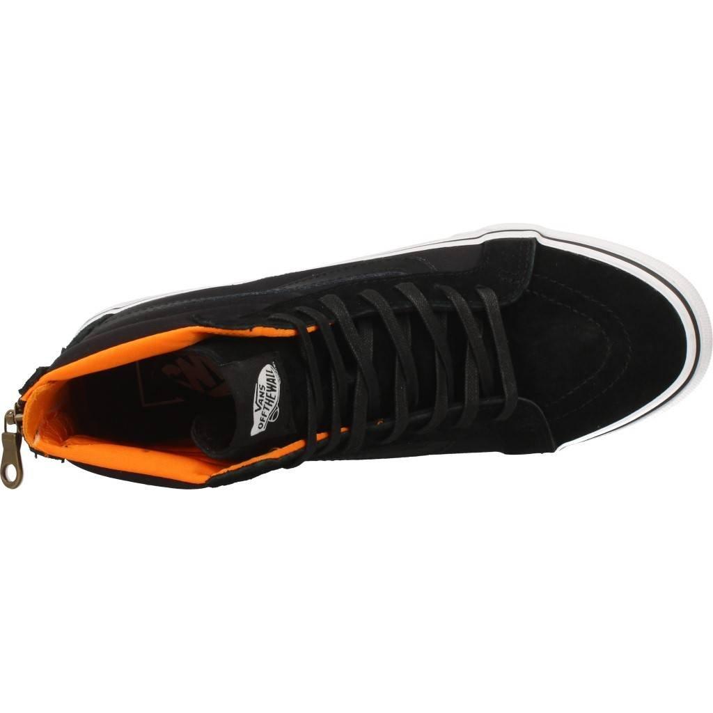 Vans Sk8-Hi Damen Damen Damen Sneaker Schwarz Noir 99907a