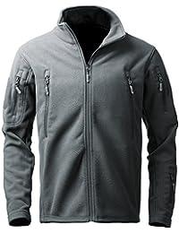 Men's Tactical Fleece Jackets
