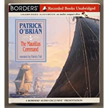 The Mauritius Command by Patrick O'Brian (1993-08-02)