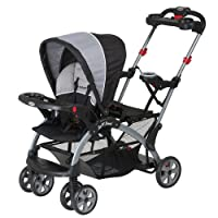 Baby Trend Sit N Stand Ultra cochecito tándem, Phantom