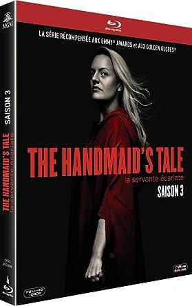 The Handmaid S Tale La Servante Ecarlate Saison 3 Blu Ray