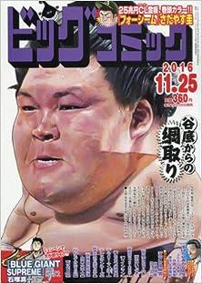ビッグコミック 2016年11月25日号 [Big Comic 2016-11-25]