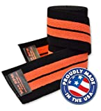 Max RPM Powerlifting Knee Wraps - Titan Support Systems