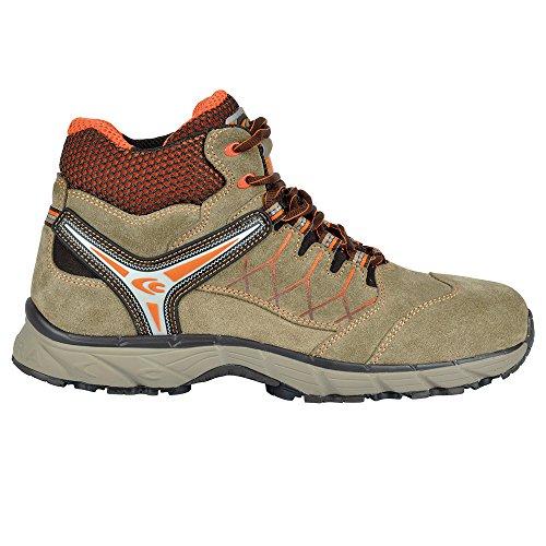 Cofra JV023-000.W47 New Mission S1 P SRC Chaussures de sécurité Taille 47 Kaki