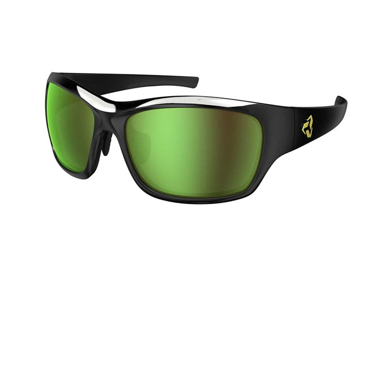 Ryders Eyewear Khyber偏光サングラス B01MYGL2Z2 ブラック, car電倶楽部 08a3175c