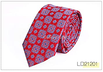 69672e27bed6 Graven High Quality Ties for Men Fashion Jacquard Woven Classic Mans Necktie  for Wedding 6cm Width