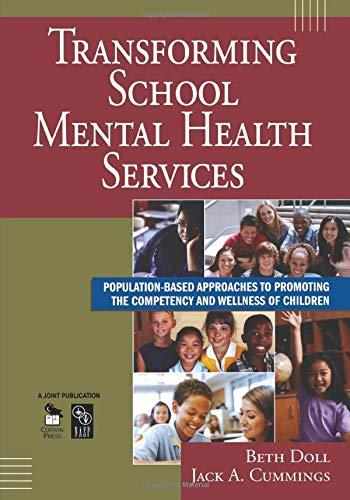 Transforming School Mental Health Services:...