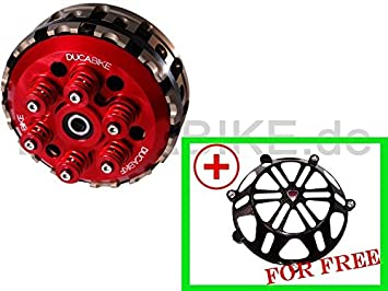 antihopping Rojo Duca Bike 6 plumas embrague para DUCATI: Amazon.es: Coche y moto