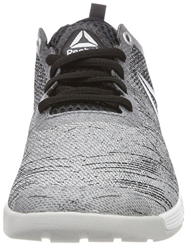 Reebok Women's Grace Tr Fitness Shoes, Grau Grey (Alloy/Black/White/Skull Grey/Silver Alloy/Black/White/Skull Grey/Silver)