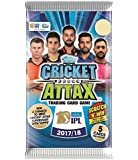 Topps Cricket Attax Trading Card Game 2017/18 - 125 Packets