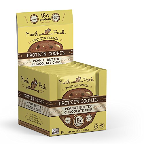 Munk Pack - Peanut Butter Chocolate Chip - Protein Cookie - 6 Pack