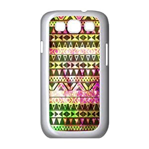 HB-P-CASE DIY Design Aztec Tribal Pattern Phone Case For Samsung Galaxy S3 I9300