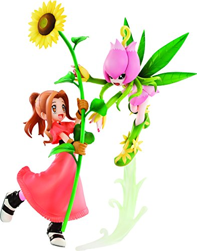 - Megahouse Digimon Adventure Lilimon & Mimi GEM PVC Figure