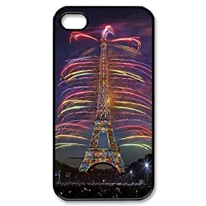 High Quality {YUXUAN-LARA CASE}Unique Eiffel Tower For Iphone 4 4SSTYLE-19