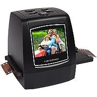 Digitnow 22MP/14MP All In 1 Slide,Film and Negative Scanner for 35mm, 110, 126, and Super 8 Films/Slides/Negatives To Digital Converter